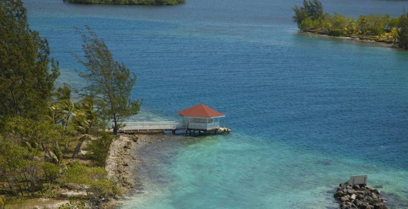 Área snorkeling Fantasy Island Resort.