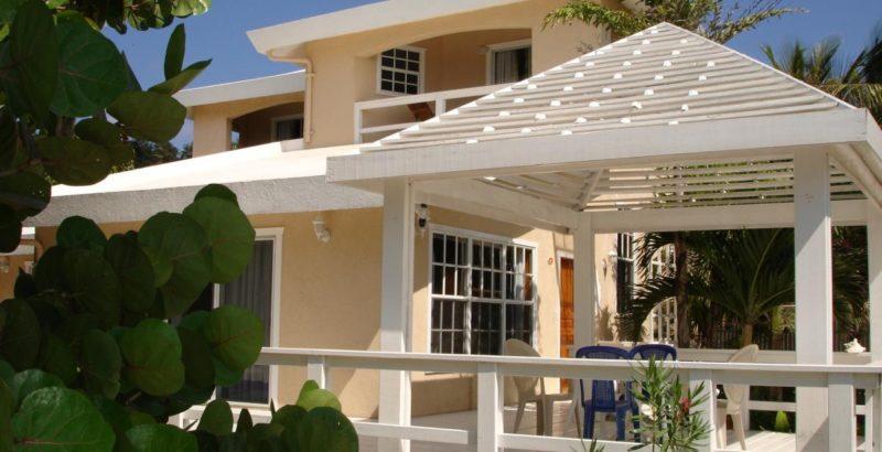 Paradise Beach Front Villa 4