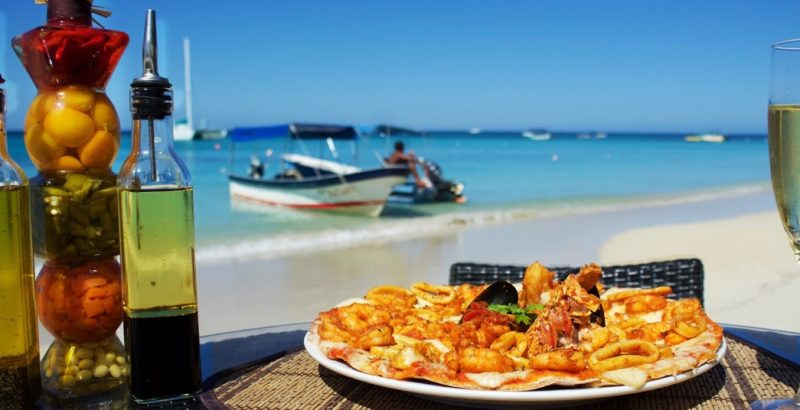 pizza roatan