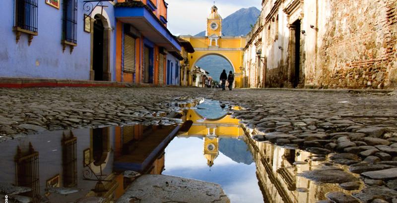 Arco-de-Antigua