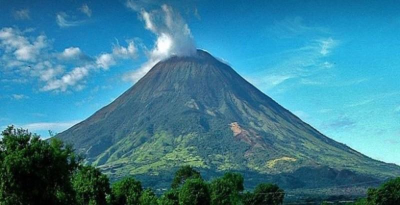 El Salvador Volcanes