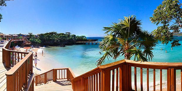 Playa Media Luna