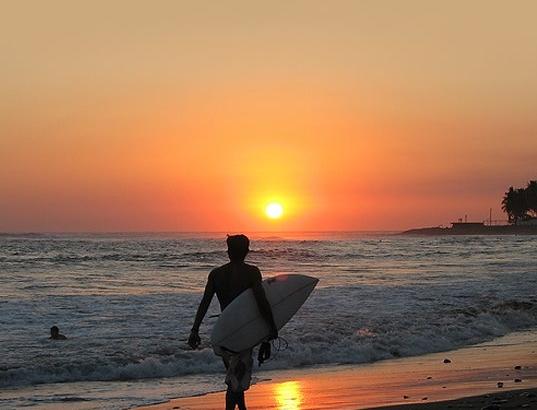 Surf El Tunco