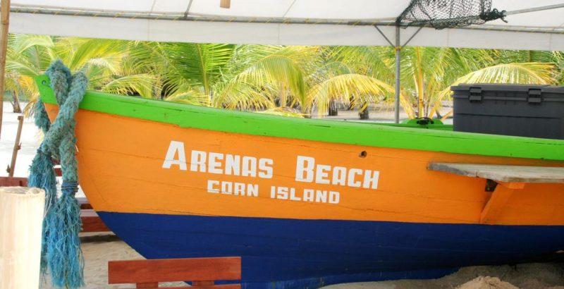 ARENAS BEACH CORN ISLAND