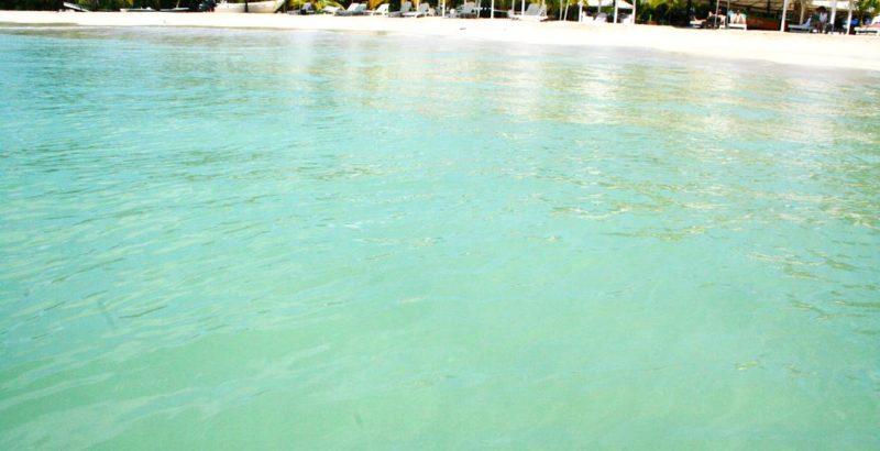CORN ISLAND WATER