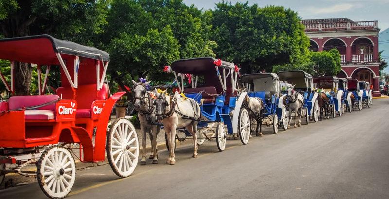 GRANADA HORSE CARRIAGES