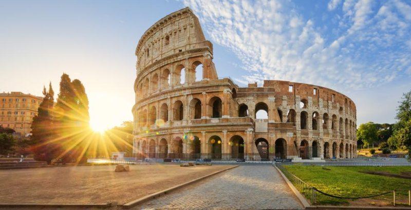 Coliseum de Roma